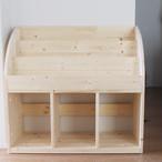 【受注生産品】モンテッソーリの先生と絵本屋さんが作った絵本棚