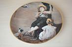 ノーマンロックウェル 絵皿(114-27)