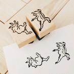 鳥獣戯画ウサギ・カエル