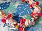 ハワイアンリボンレイ【(レシピなし)ハワイアン グアバ パンケーキ&スィートキャンデイー】 キット