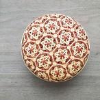 台湾製の編みかご(大)