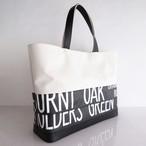 Tote Bag (L) / White  TLW-0008