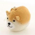 【柴犬】ミニポーチ【キーホルダー ぬいぐるみ】