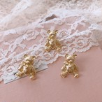 Teddy Bear Pin Brooch ♡