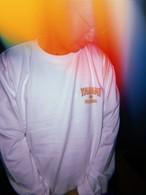 YGM classic logo L/S T-shirt (white)