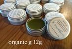 Organic g 12g