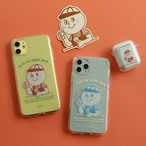 [OH,LOLLY DAY!] Milk クリアiPhoneケース(7/8,X/Xs,11,11Pro) 全2色