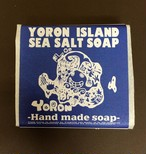 YORON ISLAND SEA SALT SOAP【Tropical night】