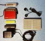 MDポータブルプレーヤー Panasonic SJ-MJ55-R MDLP対応 綺麗な完動品