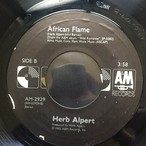 Herb Alpert ‎– Diamonds / African Flame