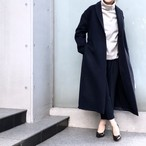 LONG COAT/NAVY