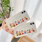Seven dwarfs iphone case