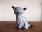 SOLD OUT Vintage Swedish Katt Figurin
