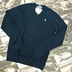 Abercrombie&Fitch  メンズVネックセーターLサイズ