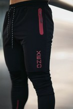 XENO Performance Pants GEN1 BLACK RED