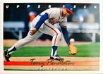 MLBカード 93UPPERDECK Terry Pendleton #163 BRAVES