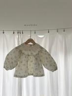 【予約販売】motif elder blouse〈monbebe〉