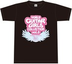 「WORLD GUITAR GIRLS COLLECTION vol.0」 オリジナルTシャツ