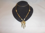 STNLEY Haglerネックレス(ビンテージ) vintage necklace(made in U.S.A.)