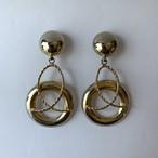 Vintage Earrings _17(イギリス製 ヴィンテージイヤリング)