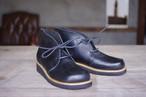Sand-Martin desert boots (BLACK,men)