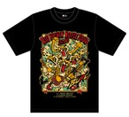 BIG FUCKIN' NOISE TOUR 2020 Tee(BLACK)