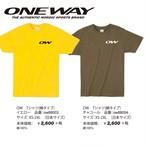 ONE WAY パーツ&アクセサリー OW Tシャツ(綿タイプ) ow88003-4