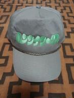 ヘンタイワークス コスモスロゴ 刺繍CAP コブラキャップ