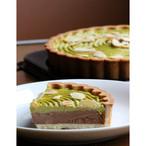 【mc02】■バレンタイン限定■ピスタチオとチョコレート二層のミニジェラートケーキ