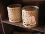 aroma wood wick candle