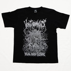 "VR×BDC collaboration T-shirt ""Supreme Cocytus"""