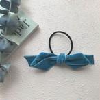 vervet ribbon blue