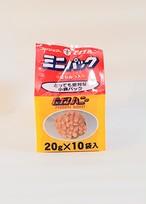 【富士正食品】ピーナツハニー 20g×10袋入り