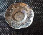 tibetan silver  中国 皿 アンティーク