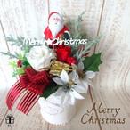 【クリスマス2018】Merry Christmas✳︎《サンタクロース》クリスマスフラワーアレンジメント