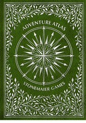 Stonemaier Games トークンセット 「Adventure Atlas」