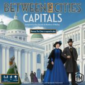 Between Two Cities: Capitals 英語版・和訳説明書付き