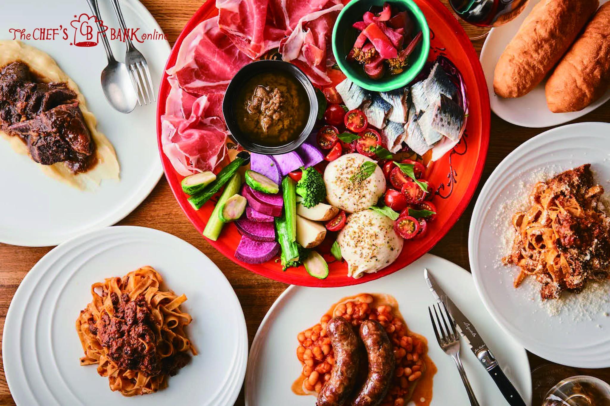 「おうち時間」「食時間」をもっと楽しく、豊かに!イタリアンのフルコースをご自宅にお届けします♫