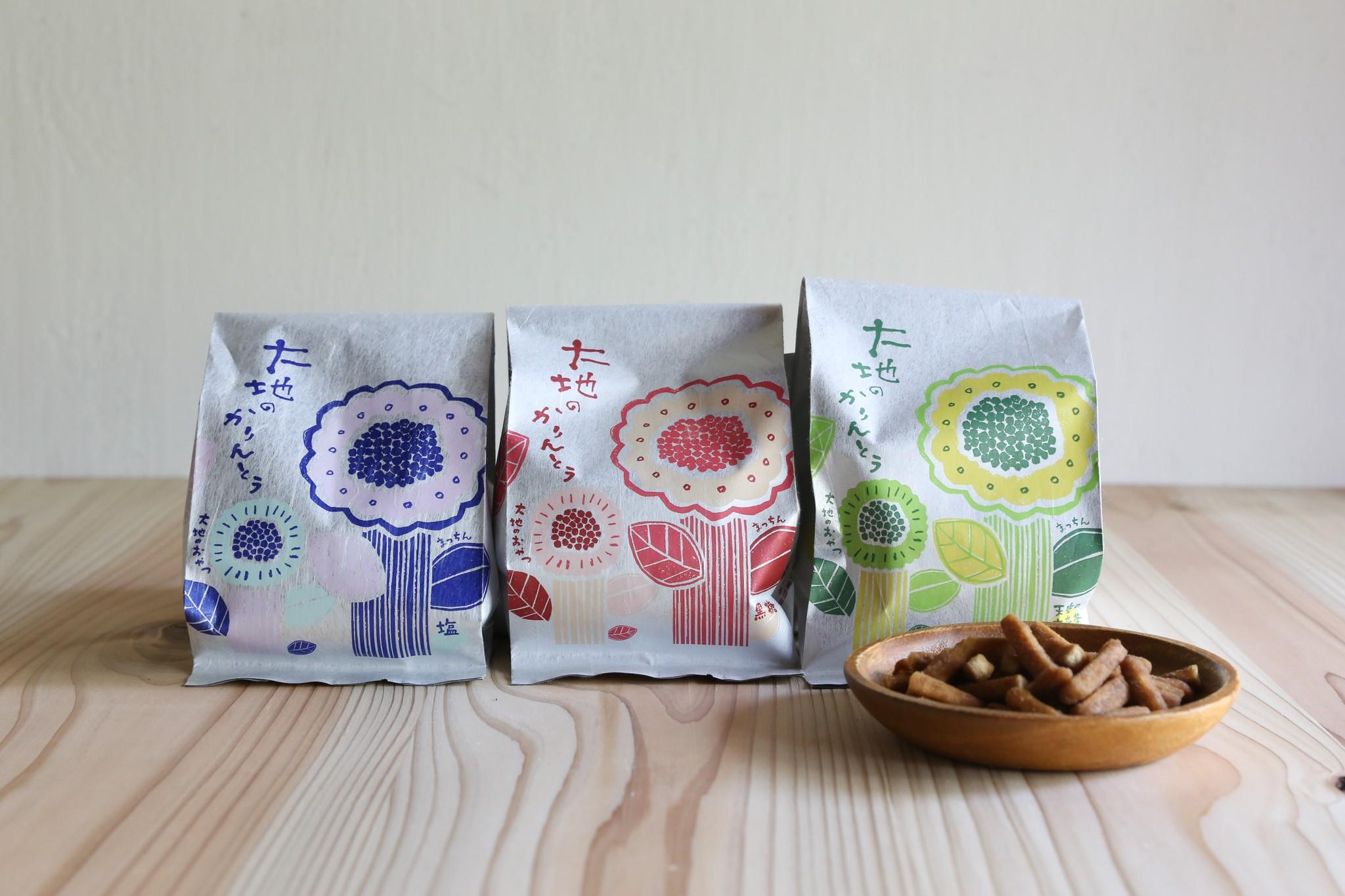 一つひとつにアイデアと想いを詰め込んだ、やさしいお菓子「大地のおやつ」|つくるひと⑩山本佐太郎商店