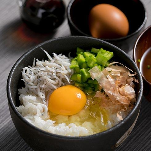 『STKG〜サボテン卵かけご飯』〜のレシピを公開しました!