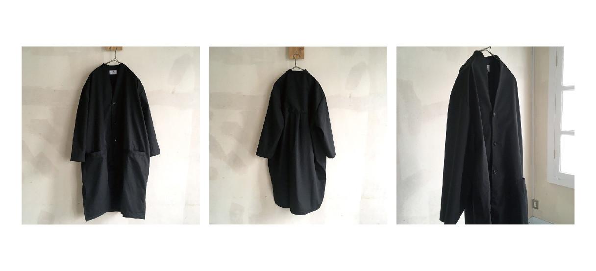 barrel coat