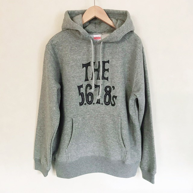 The 5.6.7.8's New Hoodie