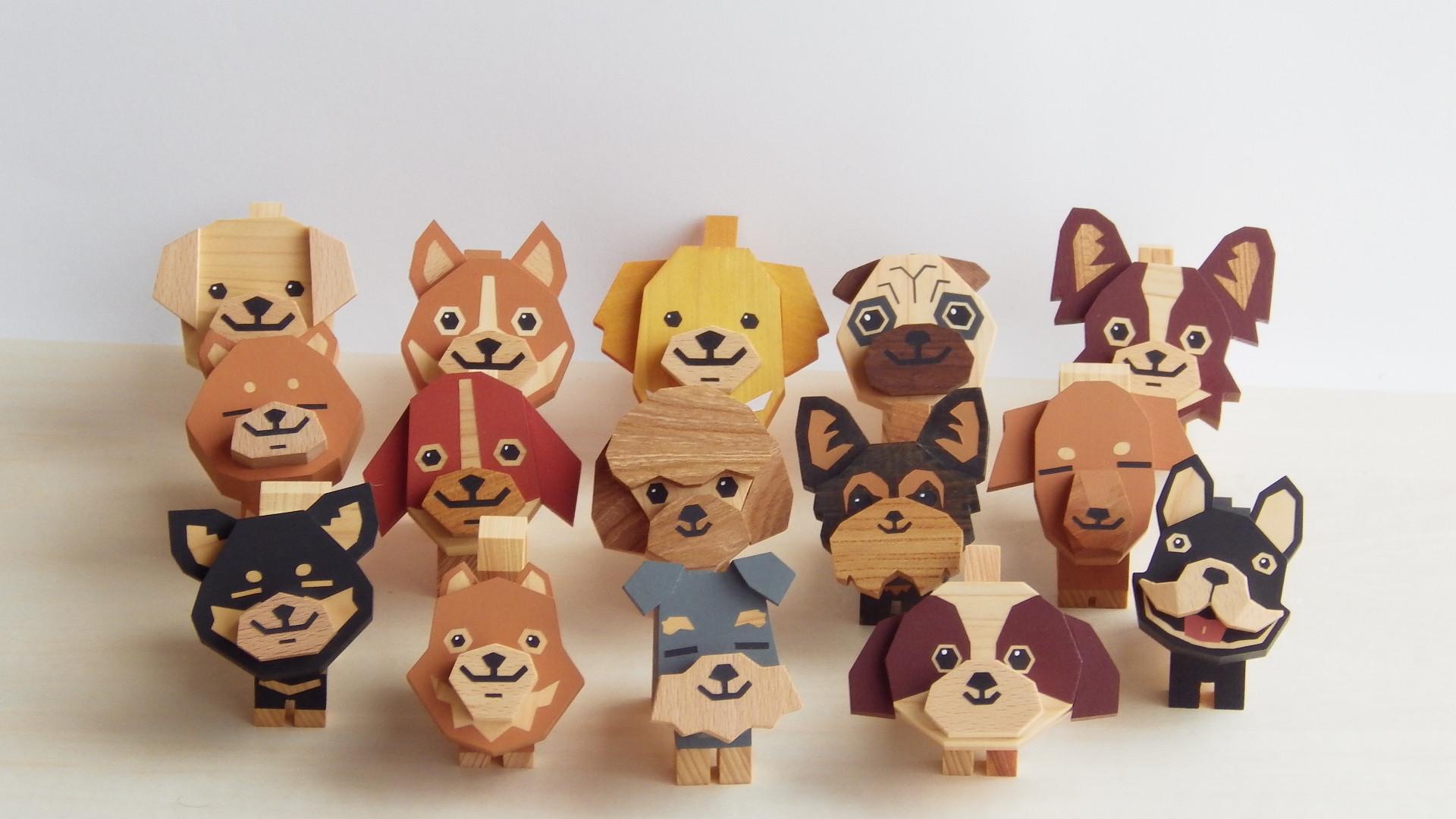 新作商品紹介♪wooden pet shop OZAKI♪