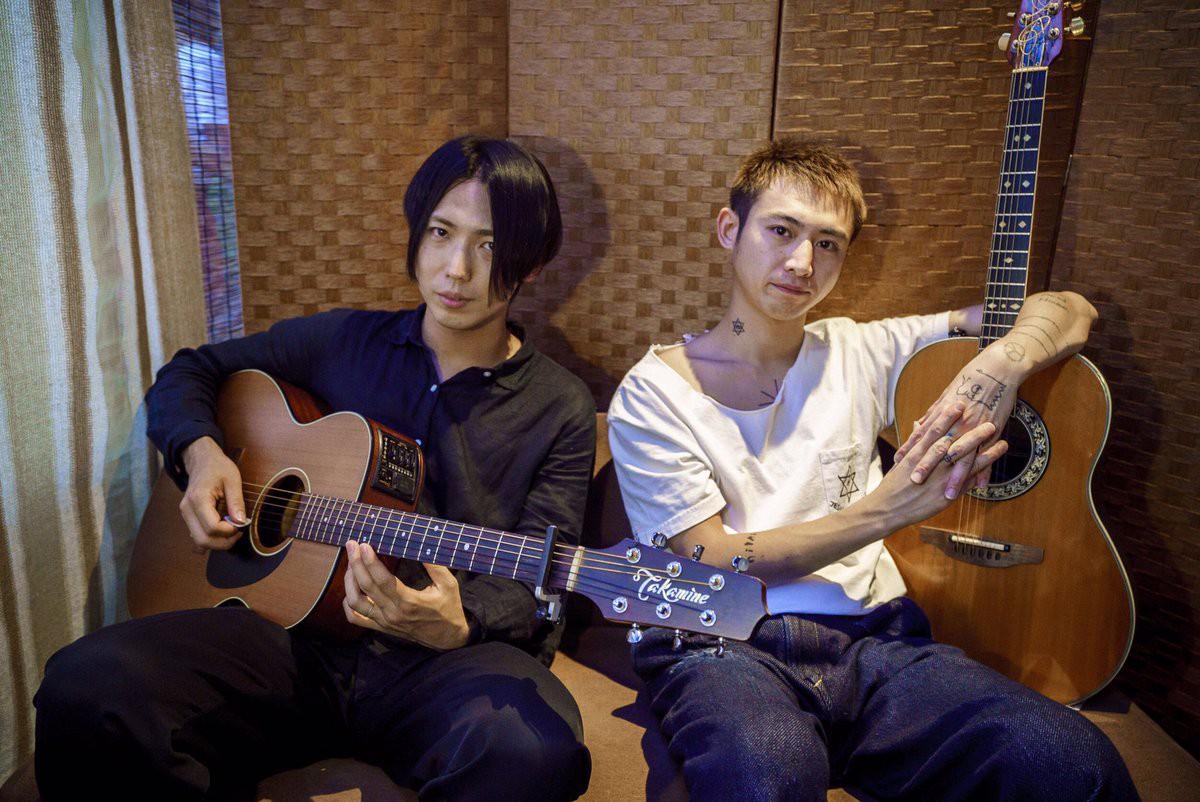 """【blog】弾き語りイベント""""こばやしくんとしもっちゃん""""を見た!2人であの海外バンドのカバーも!"""