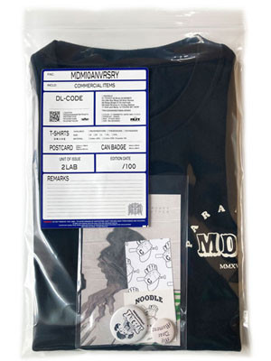 """""""MDM 10TH ANNIVERSARY PACK"""" 2nd Delivery"""