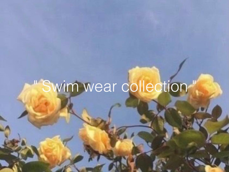 【新作入荷】Swim wear collection♡
