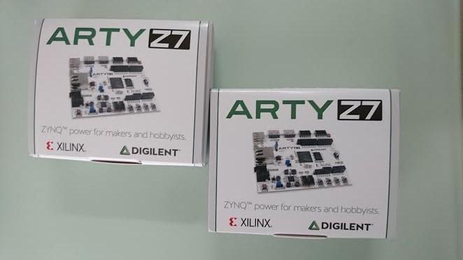 Arty Z7-20 入荷しました!