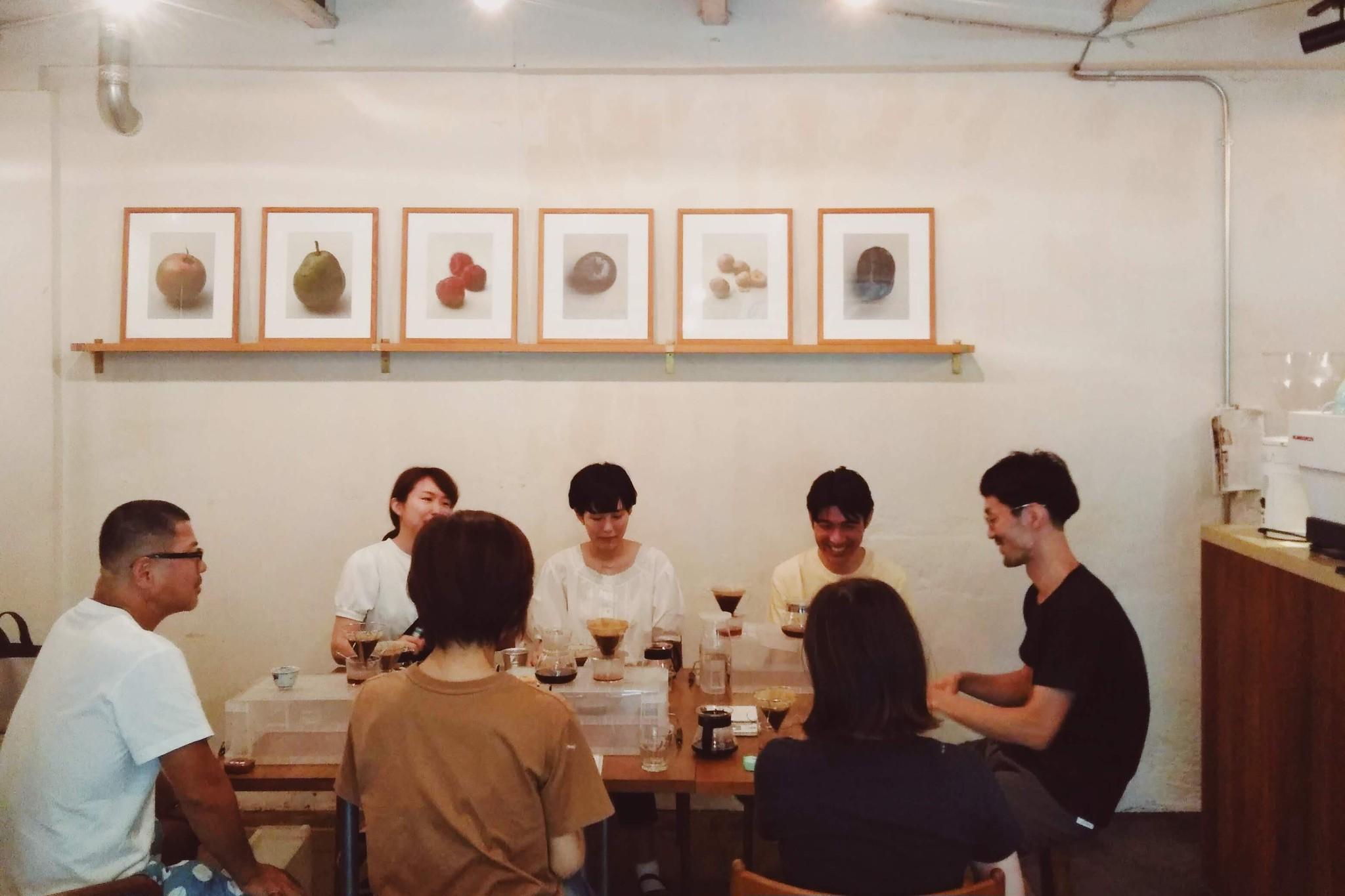 11月コーヒー教室のお知らせ