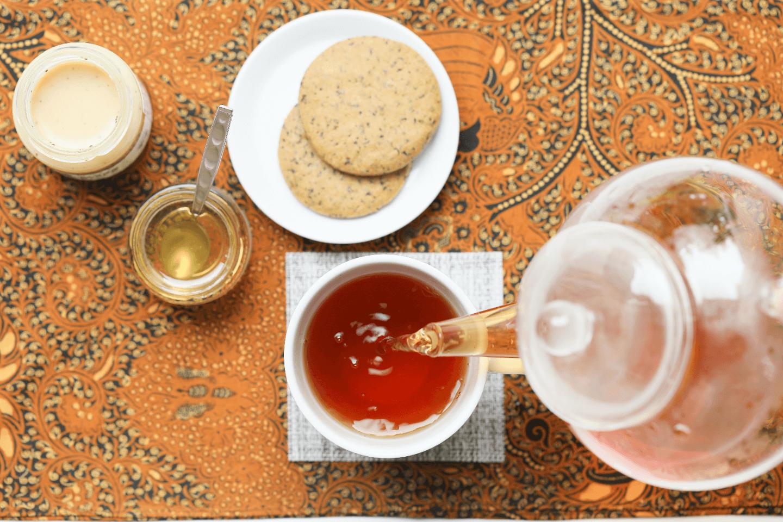 紅茶には体にいい成分がいろいろ