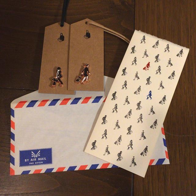 【 凸版印刷 カード・ブローチ 出会い 】